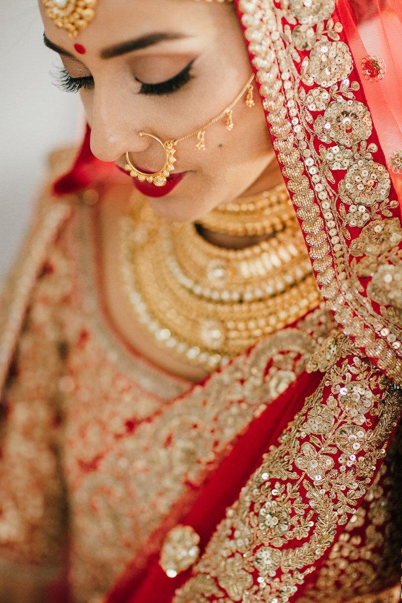 indian bride details