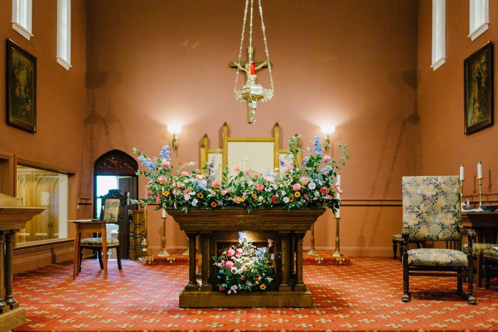 altar florals